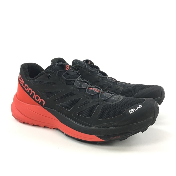 salomon s lab sense ultra damen negro